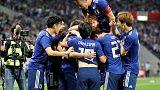 تشكيلة اليابان الشابة تهزم أوروجواي 4-3 وديا في مباراة مثيرة
