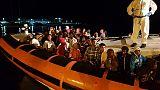 Sbarco a Crotone, fermati due scafisti