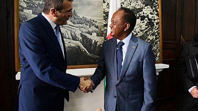 Elections : la mission européenne d'observation reçue par le Chef de l'Etat Préserver l'avancée démocratique avant tout