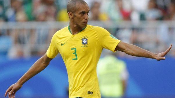 Argentina-Brasile 0-1, decide Miranda