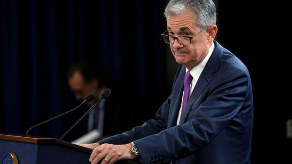 Fed's Powell says a disorderly Brexit could harm the U.S. economy: AFP