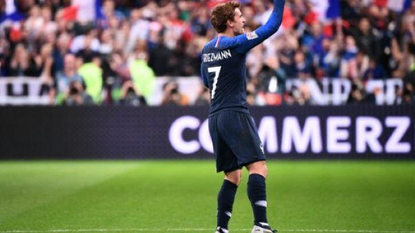 """France-Allemagne: le double coup de """"Grizou"""""""