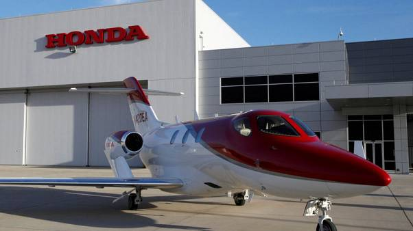 Honda Aircraft expects higher light jet deliveries in 2019