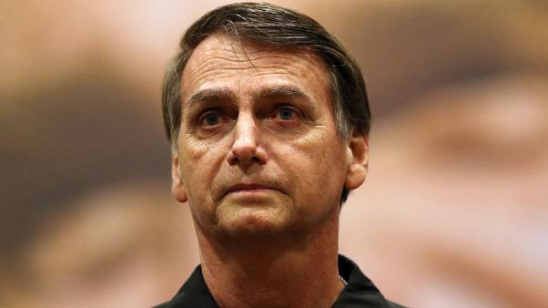 Brazil's Bolsonaro vows to uphold cenbank independence on rate-setting