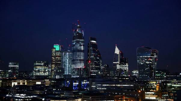 London attracts global finance under Brexit cloud - report