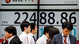 Asia shares rally as Wall Street bounce relieves