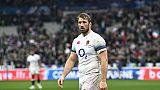 Rugby: Robshaw déclare forfait, la liste des blessés du XV de la Rose s'allonge