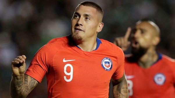 هدف في الدقيقة الأخيرة يمنح تشيلي الفوز على المكسيك