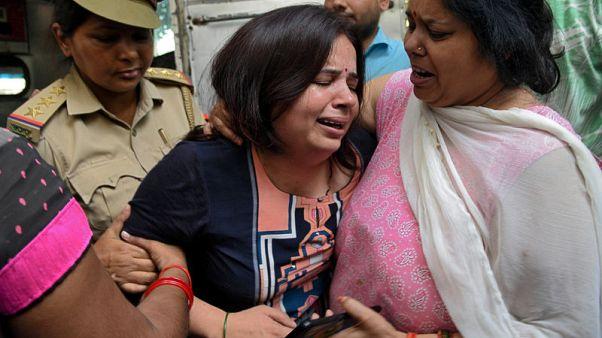 Indian state won't ease crackdown on crime despite Apple manager's death