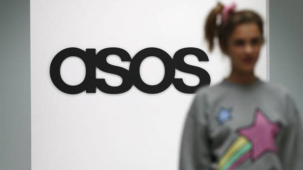 ASOS says potential 'huge' as annual profit jumps 28 percent