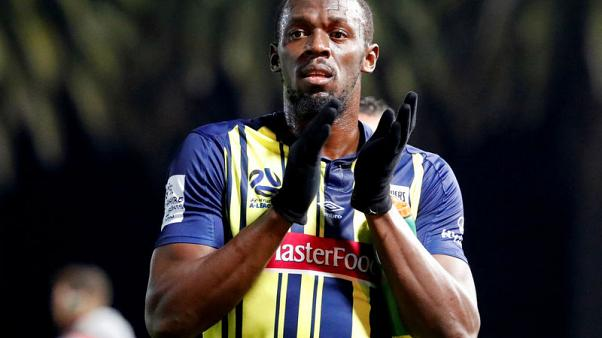 Soccer - A-League to kick off with Bolt question left hanging