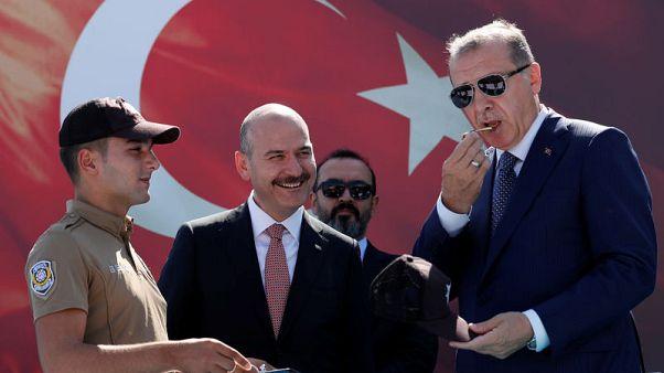 وزير الداخلية التركي: ننتظر اتفاقا مشتركا لتفتيش مقر القنصل السعودي