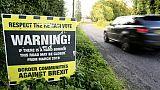 Brexit: la frontière irlandaise, équation complexe au coeur des négociations