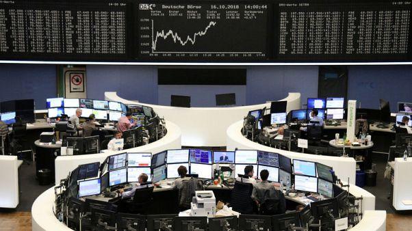 أسهم أوروبا تصعد لأعلى مستوى في أسبوع بدعم نتائج قوية للشركات