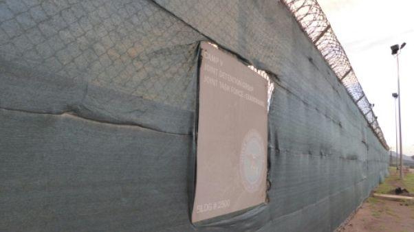 Le camp V de la prison de Guantanamo, le 16 octobre 2018 à Cuba