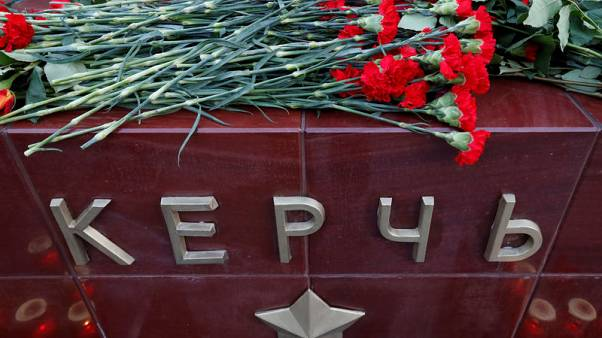 Teenager kills 19 in Crimea college shooting - Russian officials