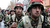 """Sanctions visant une milice: l'Iran fustige la """"vindicte aveugle"""" de Washington"""