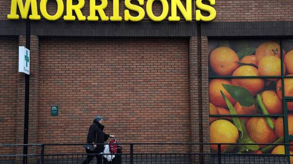 Morrisons promotion puts finance chief in pole position to be next boss