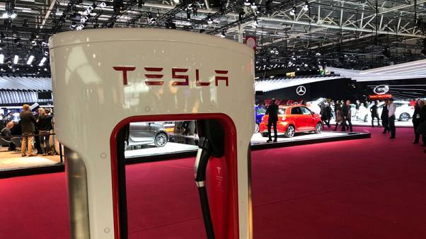 Tesla signs agreement in Shanghai for gigafactory site