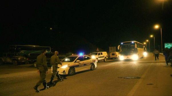 الأردن: نحو 300 من أفراد الخوذ البيضاء السوريين غادروا لدول غربية
