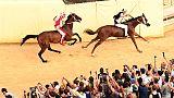 Palio Siena,assegnati cavalli a contrade