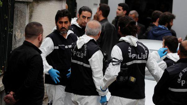 المحققون الأتراك يدخلون مقر إقامة القنصل السعودي باسطنبول