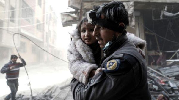 Syrie: 279 Casques blancs ont quitté la Jordanie pour des pays occidentaux