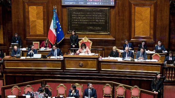 Senato, ok unanime a ddl su isole minori