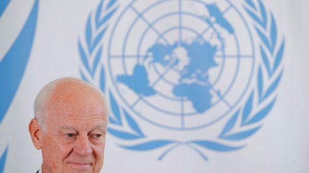 مع اقتراب الحرب من نهايتها.. المبعوث الأممي إلى سوريا يتنحى الشهر المقبل