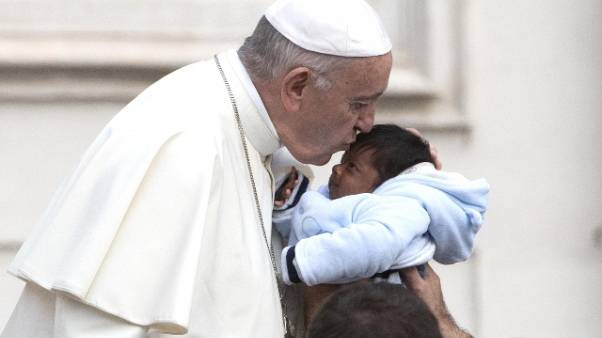 Papa: carceri migranti Libia? Come lager