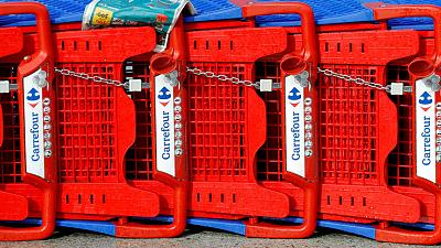 Carrefour confident over overhaul as third-quarter sales accelerate