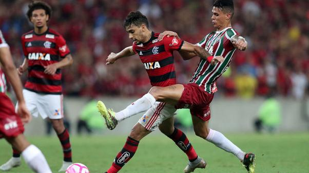 Flamengo's Lucas Paqueta to join AC Milan