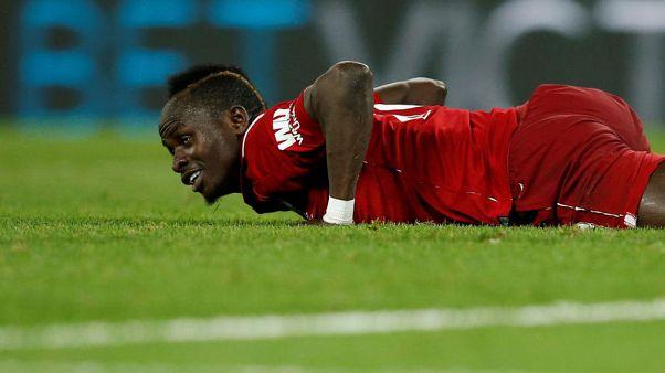 Liverpool's Mane undergoes hand surgery
