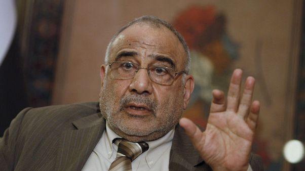 رئيس وزراء العراق المكلف يعرض حكومته على البرلمان الأسبوع المقبل
