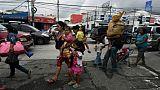 Des milliers de Honduriens défient Trump en marchant vers les Etats-Unis