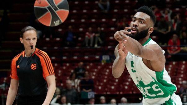 Basket: Eurocup, Kazan-Torino 92-78