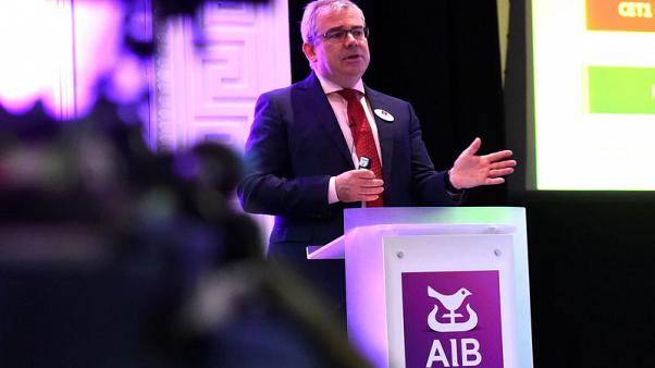 AIB chief says Irish mortgage market to disappoint but rebound in medium term