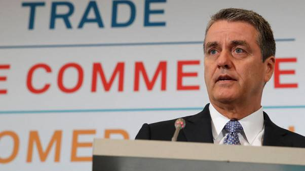 Global trade system could be harmed without action - WTO's Azevedo