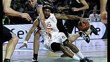 Basket: Eurocup, Trentino-Zenit 60-93