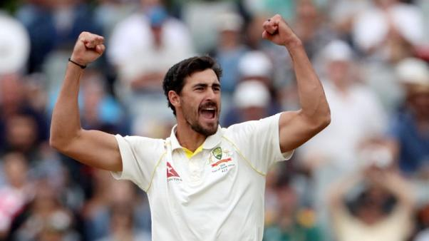 Cricket - Australia pace spearhead Starc under injury cloud
