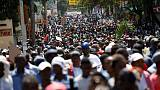At least one dead, dozens hurt as thousands protest graft in Haiti
