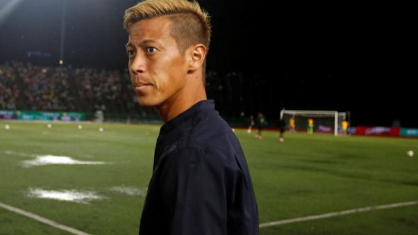 Soccer - Honda keen for Victory kickoff after 'weird' off-season