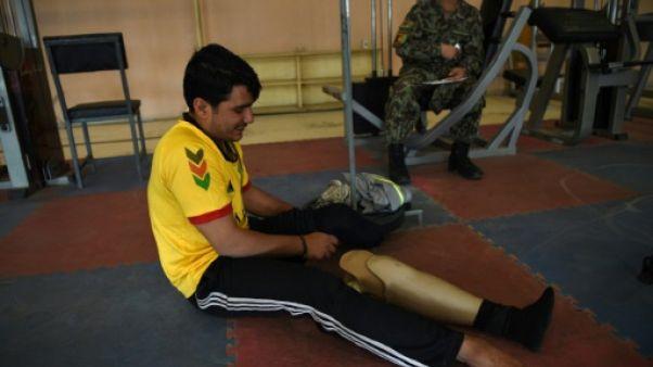 Invictus Games, la fierté retrouvée des soldats afghans invalides de guerre