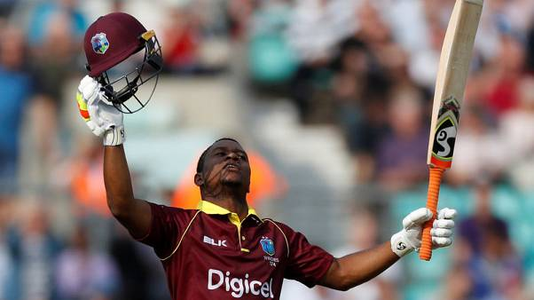 Windies opener Lewis withdraws from India ODI tour
