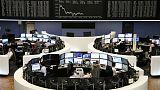 الأسهم الأوروبية ترتفع بدعم نتائج قوية