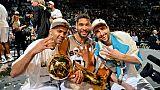 """NBA: San Antonio a tourné la page dorée de son """"Big Three"""""""