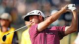 Reavie leads at CJ Cup after winds play havoc with heavyweights