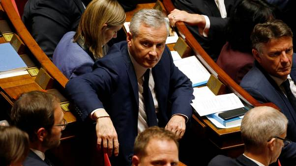 'Enough excuses!' France's Le Maire grows impatient over GAFA tax