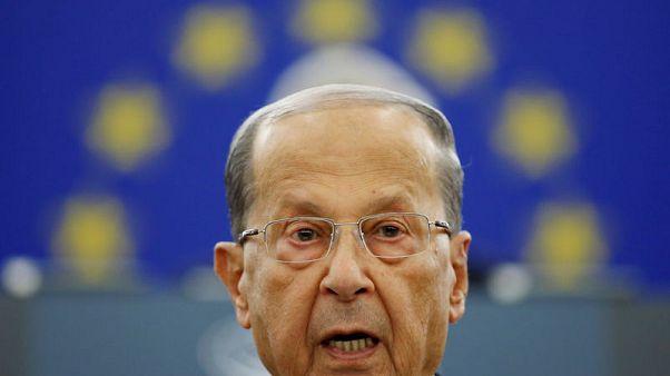 الرئيس اللبناني: تشكيل الحكومة قاب قوسين أو أدنى