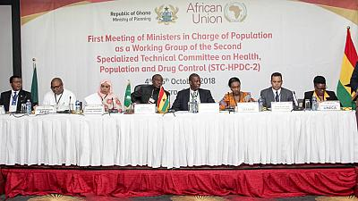 Ministers endorse continental report on population and development issues in Africa